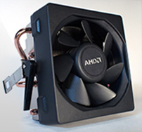 AMD Thermal Solutions and Desktop Processors