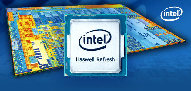 "Процессоры Intel Core ""Haswell"" Refresh"